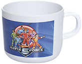 Buy Disney Hotwheels Battle Force Printed Mug - Small