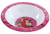 Disney Princess Round Bowl - Pink