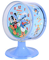 Mickey Mouse And Friends Blue Alarm With Light
