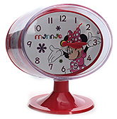 Minnie Mouse Red Alarm With Light