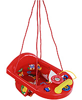 Buy New Natraj Activity Swing Red