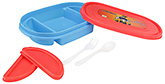Buy PEP INDIA Lunch Boxes Captain India - Red and Blue