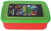 Buy Angry Bird Space Lunch Boxes - Red and Green