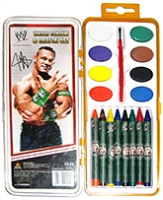 WWE Water Color and Crayons Set