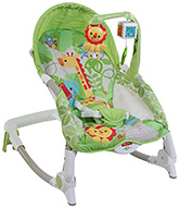 Fisher Price Newborn to Toddler Rocker - Green