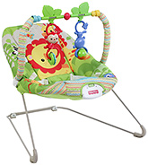 Buy Fisher-Price Rainforest Friends Bouncer - Green