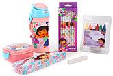 Buy Dora The Explorer School Kit - Pack Of 6