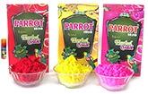 Buy Tota Herbal Gulal Box Pack 100 gm - Pack of 3 Assorted Colors