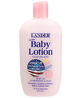 Buy Lander Gentle Baby Lotion - 15 Oz