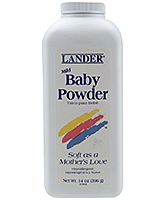 Buy Lander Mild Baby Powder - 14 Oz