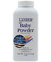Buy Lander Mild Baby Powder - 4 Oz