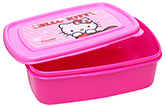 Buy Hello Kitty Lunch Boxes - Dark Pink
