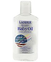 Buy Lander Baby Oil with Vitamin E  - 3 Oz