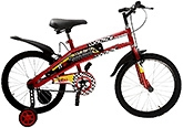 Buy Tobu Speedzilla Bicycle 20 Inch - Red