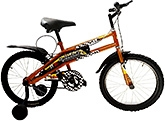 Buy Tobu Speedzilla Bicycle 20 Inch - Gold
