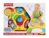 Fisher Price - Lights & Sound Activity Table