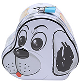 Buy Puppy Face Money Bank White