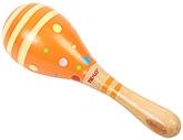 Buy Tidlo Wooden Rainbow  Maracas - Orange
