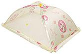 Buy Fab N Funky Mosquito Net Fruitillita Baby Girl Print - Yellow