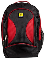 Buy Top Gear Back Pack NB168 Black - 17 Inches