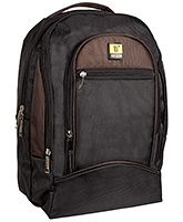 Buy Top Gear Back Pack NB178 Black - 17 Inches
