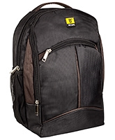 Buy Top Gear Back Pack NB191 Black - 17 Inches