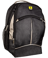 Buy Top Gear Back Pack NB192 Black - 17 Inches