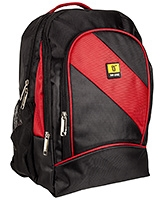 Buy Top Gear Back Pack NB200 Black - 17 Inches