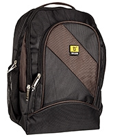 Buy Top Gear Back Pack NB202 Black - 17 Inches