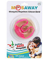 Buy Mosaway Mosquito Band with Light- Pink