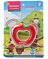 Buy Morisons Baby Dreams Water Filled Toy Teether - Apple Shape