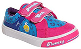 Tweety – Canvas Shoes Fuschia