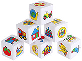 Fab N Funky Playful Bricks Block - Set C