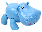 Buy Fab N Funky Baby Hippo Twist and Rotate Toy - Blue
