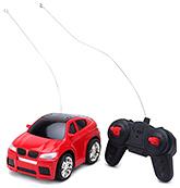 Buy Fab N Funky Remote Control Car - Red