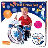 My First Drum Set with Chair