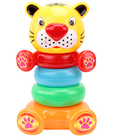 Fab N Funky Jaguar Shaped Baby Musical Toy