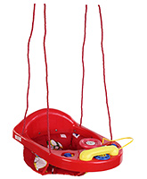 Buy New Natraj Activity Swing - Red