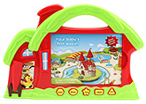 Fab N Funky Town Shape Baby Music Toy