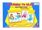 Creatives - Learning To Read Antonyms 4 Years +, Most Important First Step In Child's Educ...
