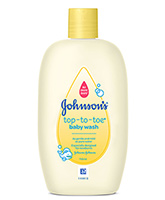 Johnson's baby Top to Toe Wash - 100 ml