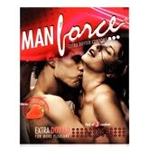 Manforce Condom - Strawberry Flavoured