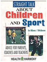 Buy Pegasus Straight Talk About Children and Sport Book
