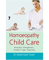 Pegasus Homeopathy Childcare Book