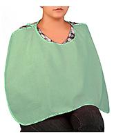 Buy peaches & munchkins Baby Feeding Cloak Green