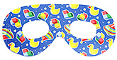 Karmallys Eye Mask Set- Blue