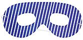 Karmallys Eye Mask Set- Blue