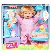 Fisher-Price - Little Mommy - Walk & Giggle