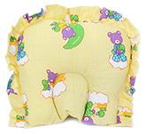 Buy Babyhug Semi Circular Jumbo Shape Supporter Pillow - Yellow