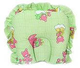 Buy Babyhug Semi Circular Jumbo Shape Supporter Pillow - Green